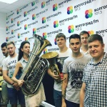 Brass Band Megapolis в гостях у